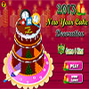 2013 New Cake Decoration Game