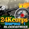 24Kcorps sniping 1 bloodstrike game