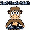 2nd Grade Math Addition game