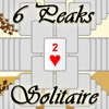 6 Peaks Solitaire game