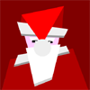 A blocky Christmas game