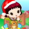 Adorable Baby Girl Dressup game