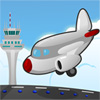 Airplane Runway Parking game