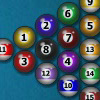 AlilG Multiplayer Eight-ball 8-Ball Billiard game