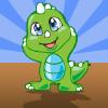 Alien Dino game