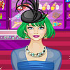 Amazing hat shop dress up game
