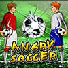Angry Soccer game