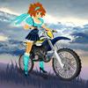 Anime Motocross game
