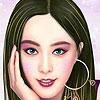 Asian Girl Makeup game