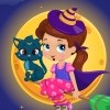Baby Witch Magic Potion game