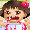 Baby Lora Tooth Problems game