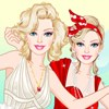 Barbie Marilyn Style game
