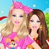Barbie Shopping game