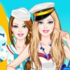 Barbie Navy Style game