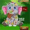 Baby Elephant Accident Care game
