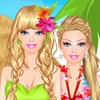Barbie in Hawaii game