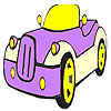 Best spider car coloring game