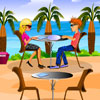 Beach Restaurant game