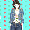 Best blue jean dress up game