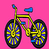 Best cool bike coloring game