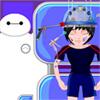 Big Hero 6 Help Brain Surgery game