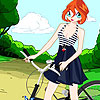 Bloom Bicycle Fashion game