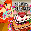 Bloom Cake Deco game