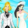 Bloom Wedding dressup game