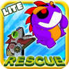 Bungees Rescue Lite game