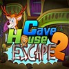 Cave House Escape 2 game