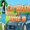 Car Wash n Dress Up game