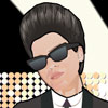 Celeb Dress up Bruno Mars game