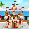 Chocolate Castle Cake game