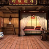 Chinese Classical Bedroom Escape game