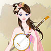 Chinese Musician Girl game