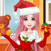 Christmas Party Dressup game