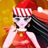 Cheerful Christmas Girl game