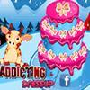 Christmas Sweet Cake Decoration game