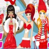 Christmas Travel Fashion game