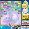 Cinderella Bubble Hit game