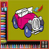 Coloring Book - Cars game