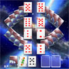 Cosmic Odyssey Solitaire game