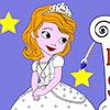 Coloring Princess Sofia game