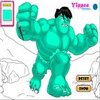 Color The Hulk Game