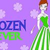 Coloring Anna Frozen Magic game