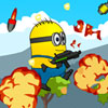 Crash Minions Rockets Zombies game