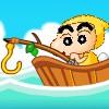 Crayon Shin-chan Fishing game