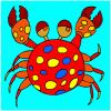 crab coloring game