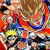 Creetor Animation Fighting Luffy VS Naruto game