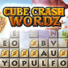Cube Crash Wordz game